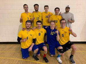 Volleyball M Lakehead Athletics