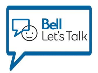 Image result for bell lets talk