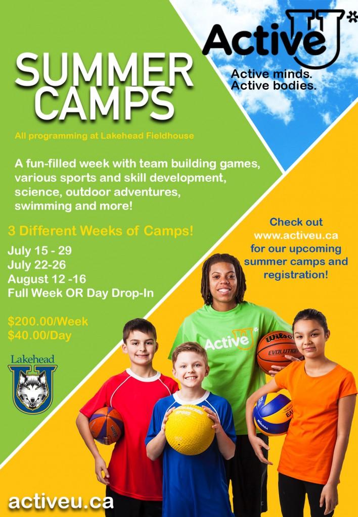 ActiveU Summer Camps