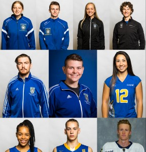 athletes of the month nov 2017