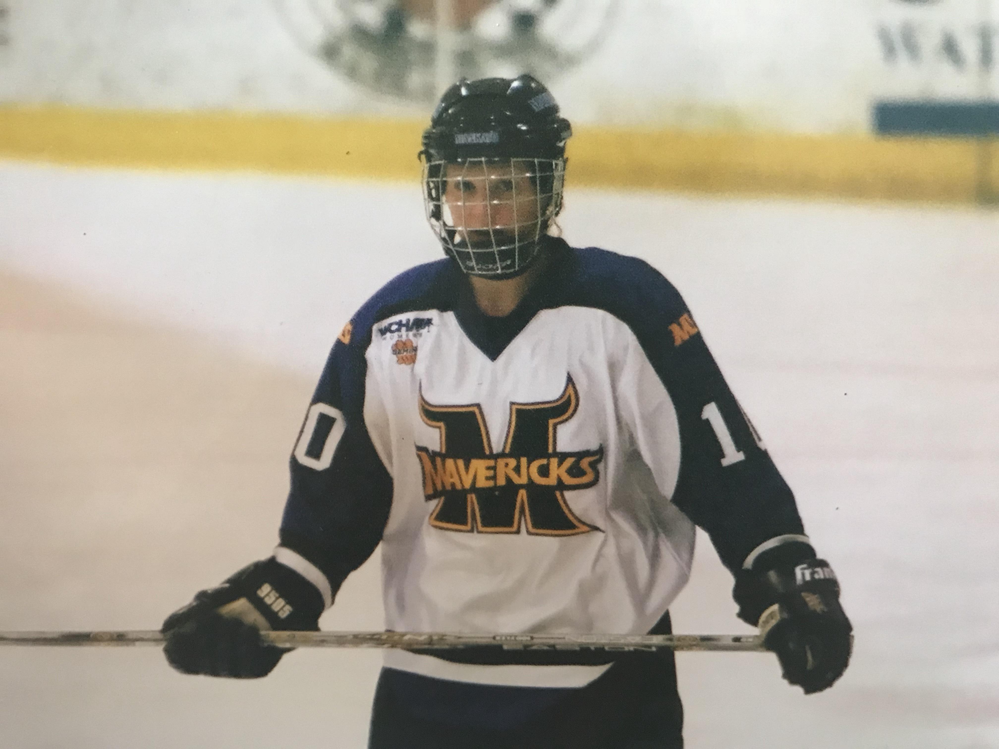 Local Kate Clower named Coach of Lakehead Women's Hockey Program