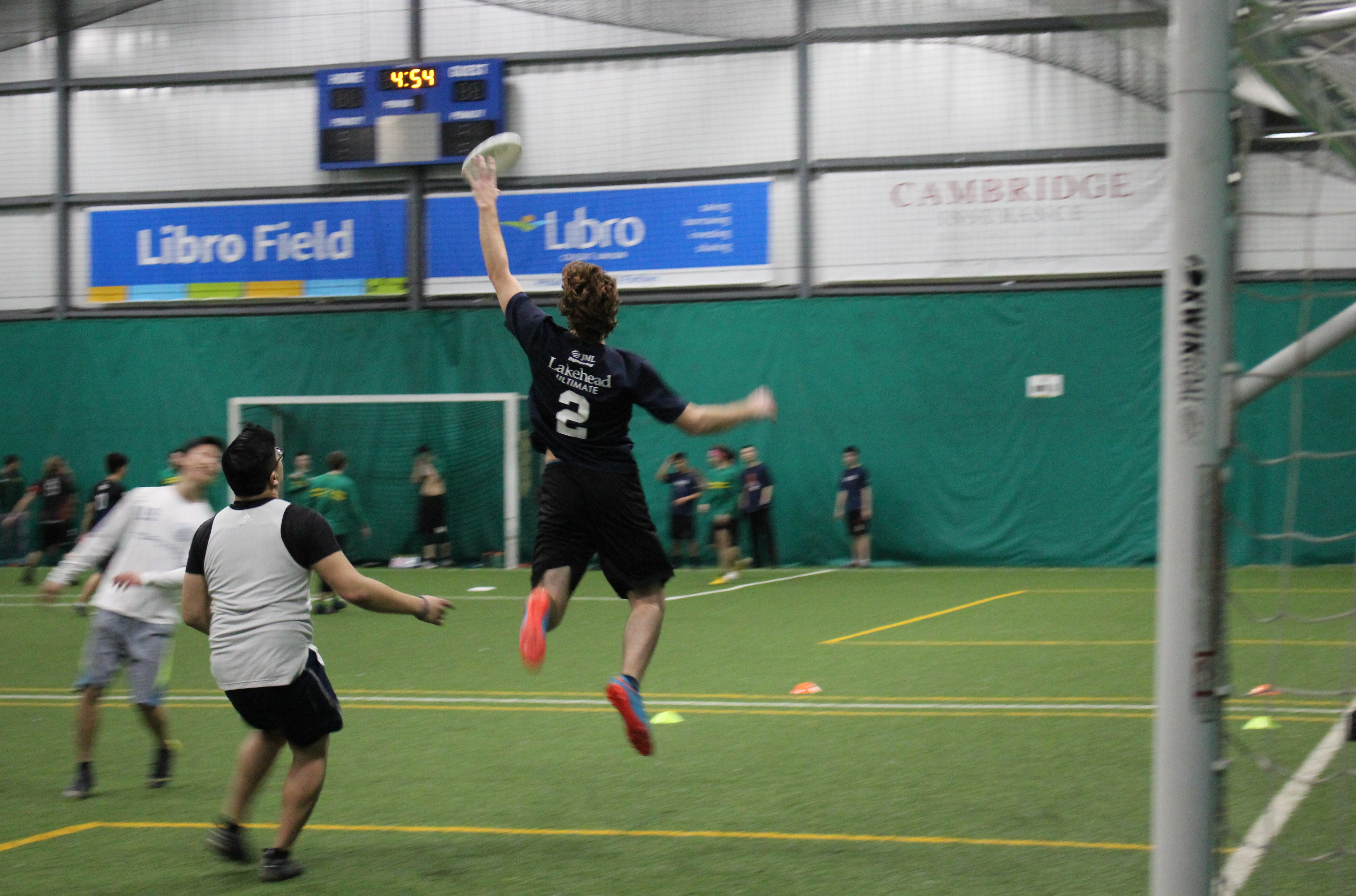 Lakehead Ultimate Club picks up 2nd-place finish in Waterloo