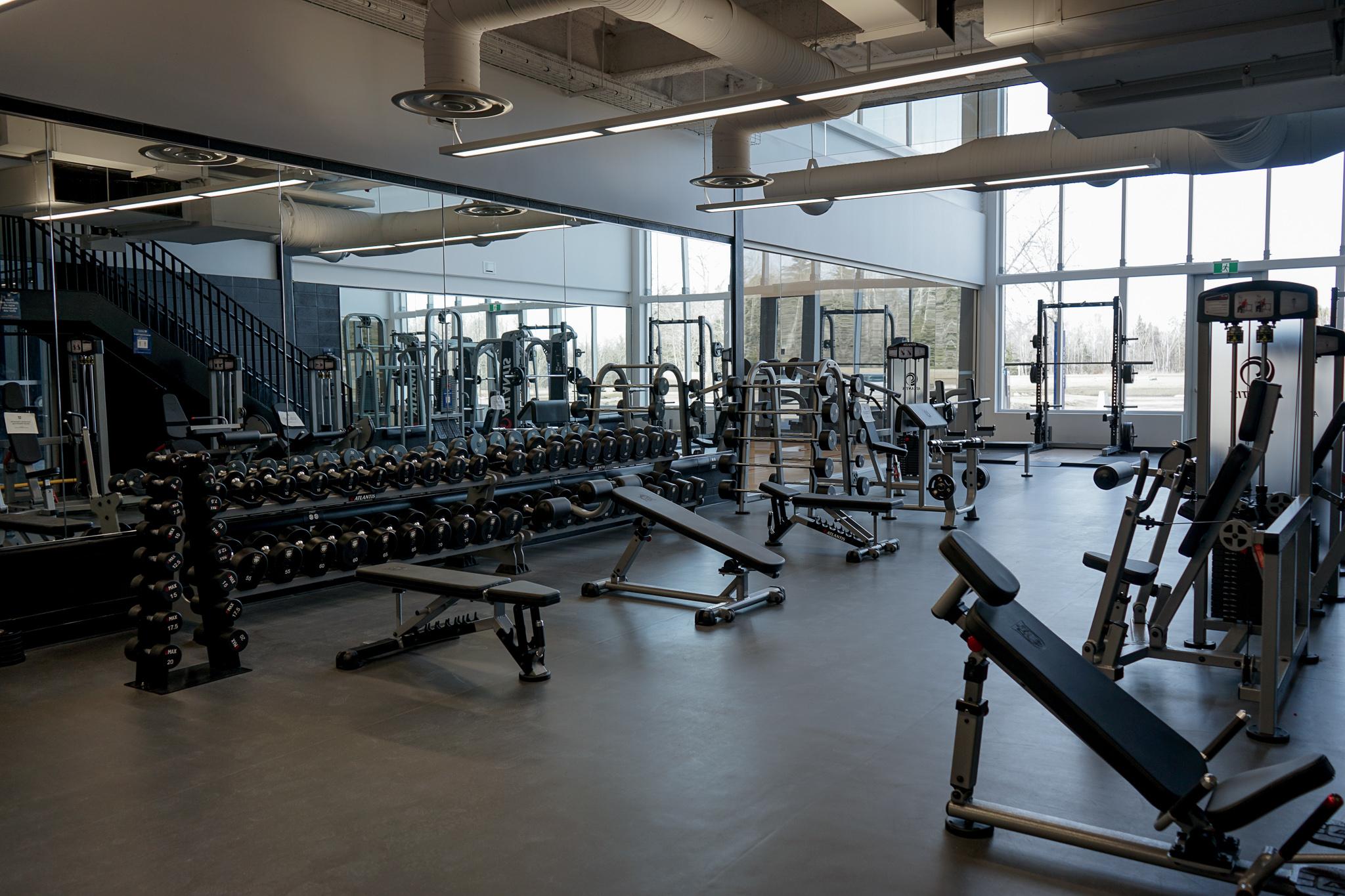 Thunderzone Weight Room