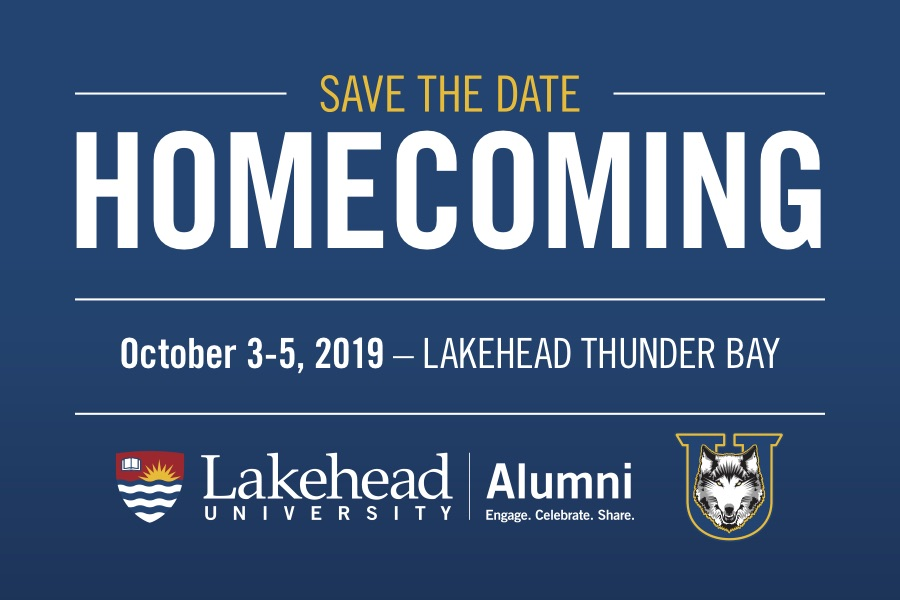 Lakehead Athletics' Homecoming weekend is only days away