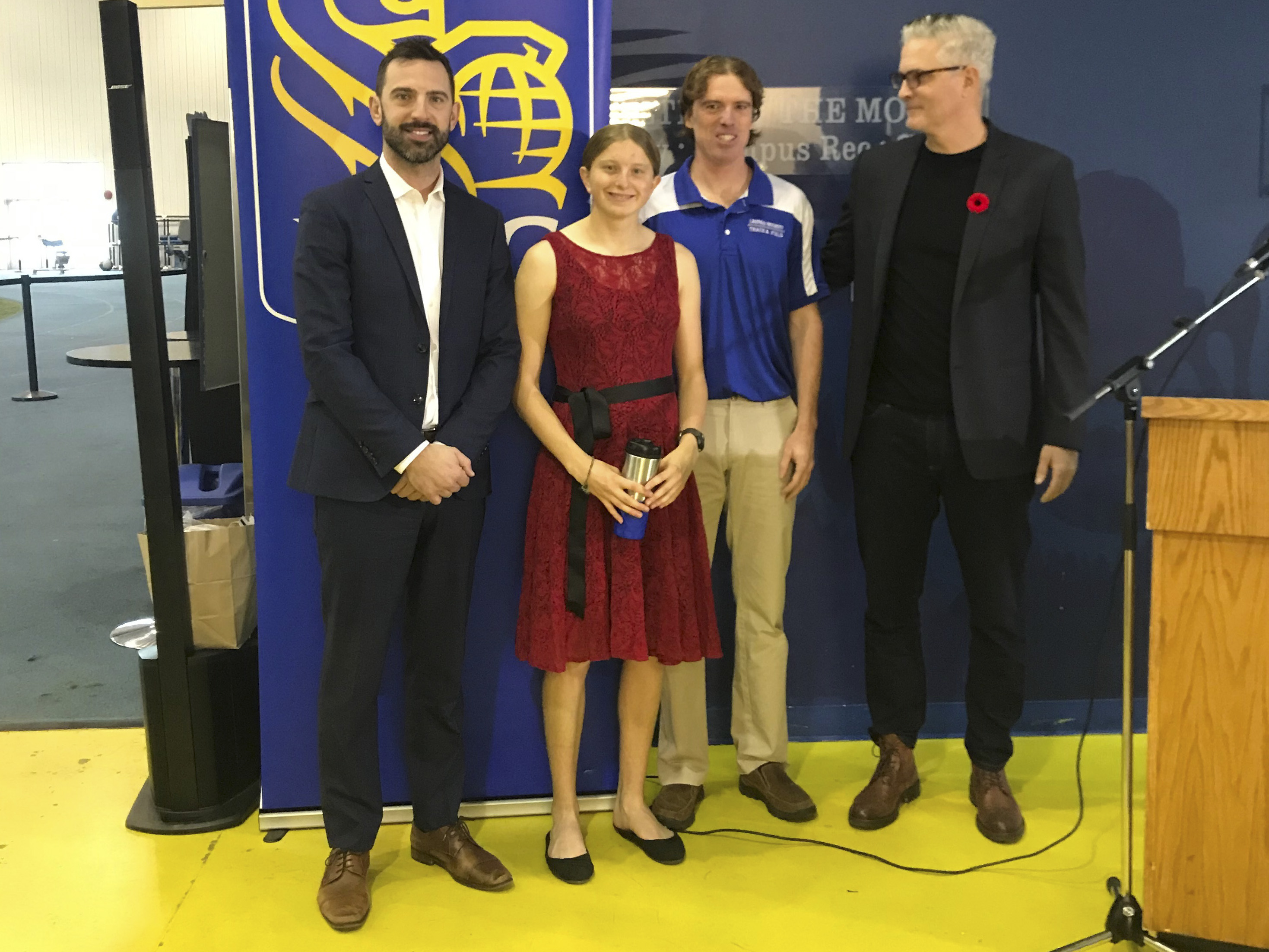 RBC Athlete of the Month - October 2019