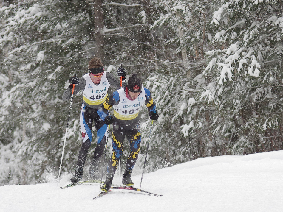 Thunderwolves finish on the podium during Ontario Cup