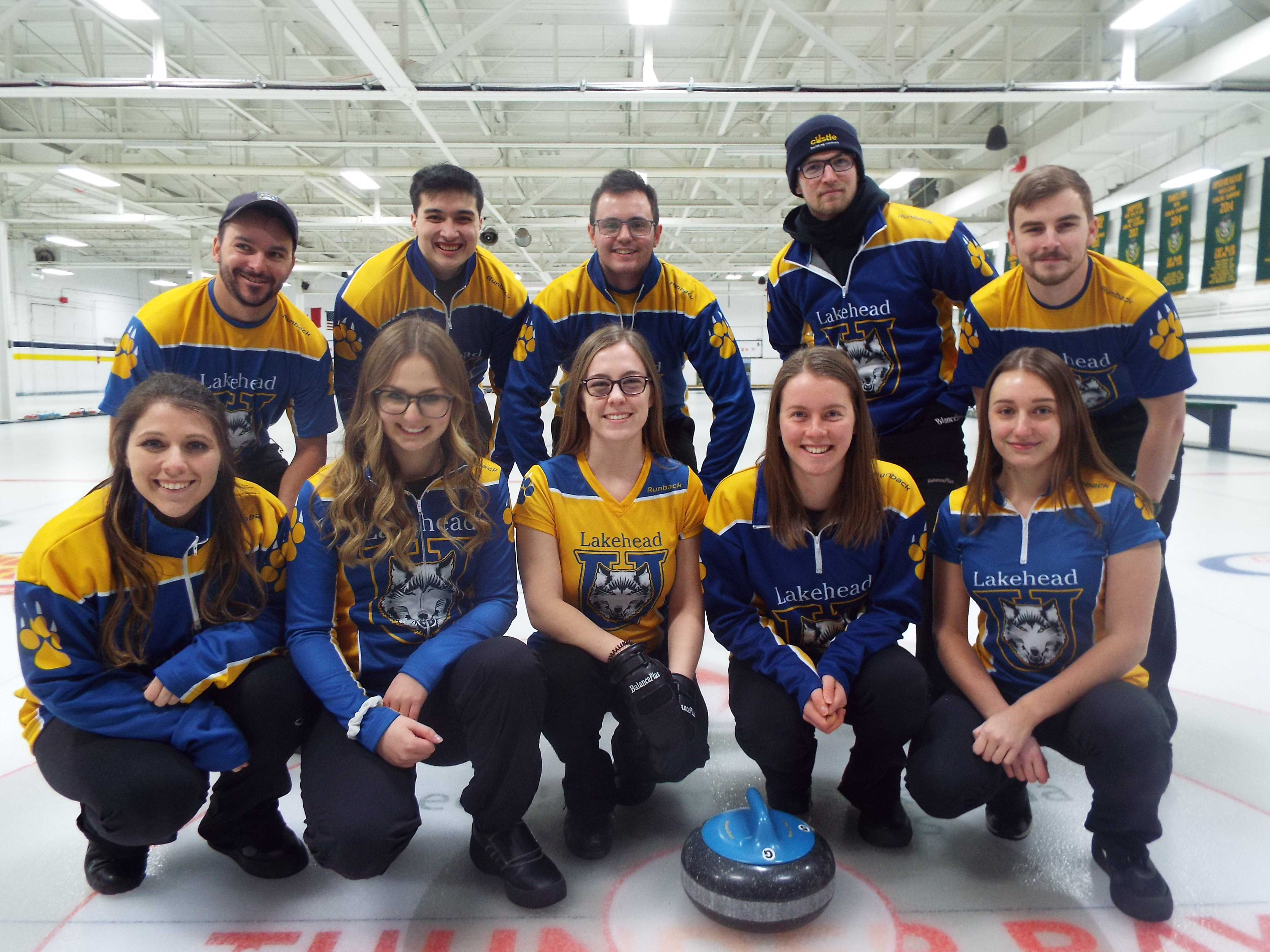 CURLING HEADS TO OUA CHAMPIONSHIPS