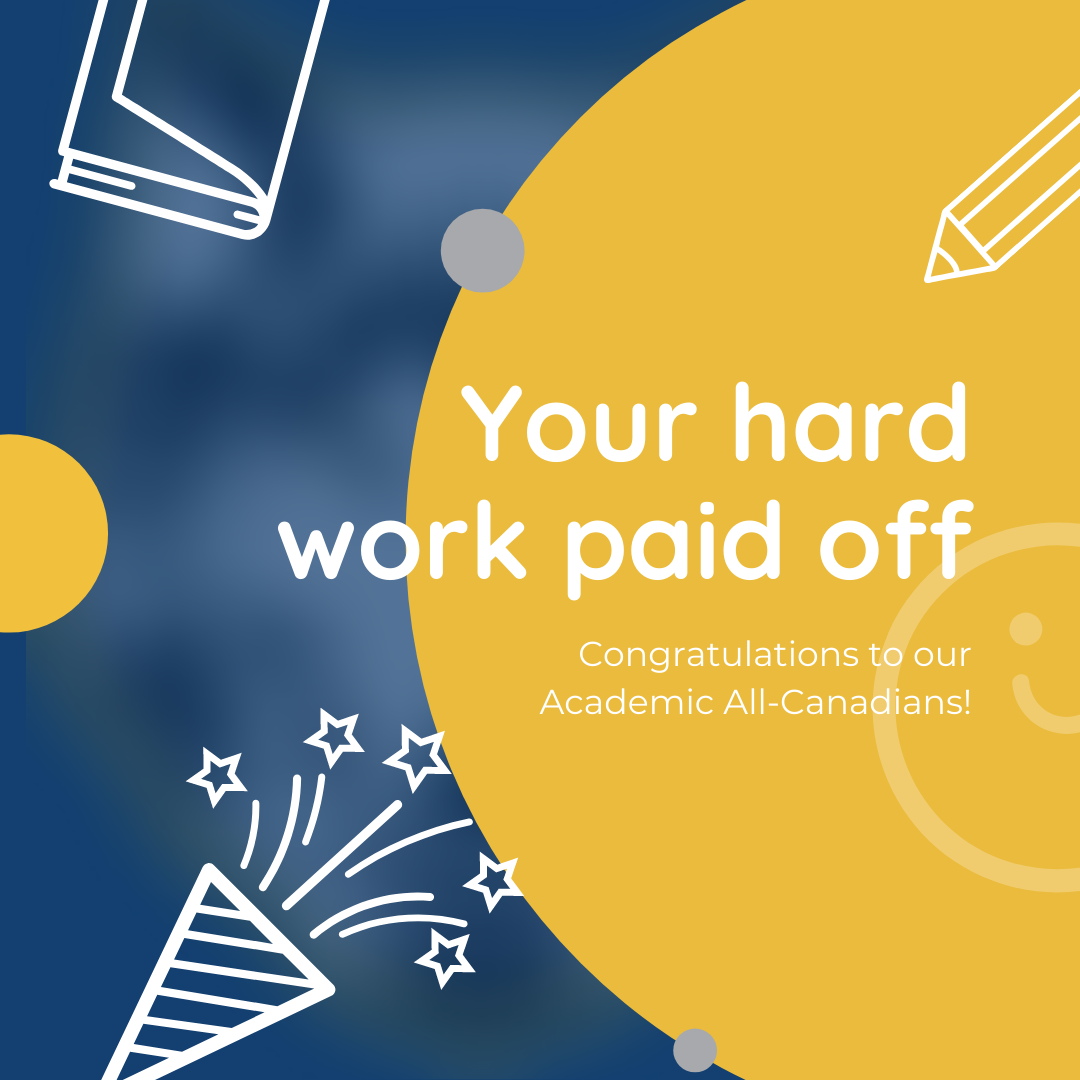 Your hard work paid off
